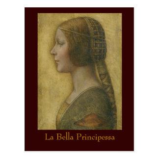 Carte postale de Bella Principessa de La