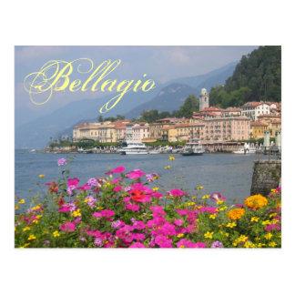 Carte postale de Bellagio