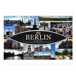 Carte postale de Berlin