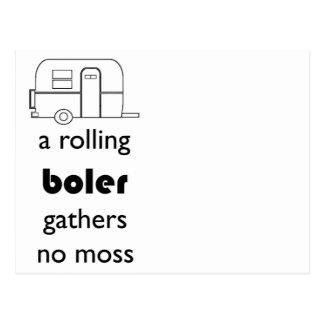 Carte postale de Boler