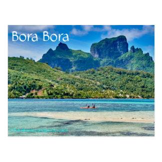 Carte postale de Bora Bora