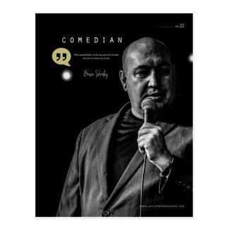 Carte postale de Brian T Shirley