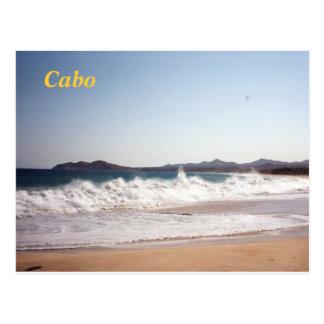 Carte postale de Cabo