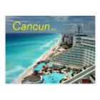 Carte postale de Cancun