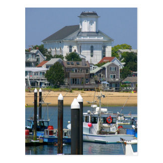 Carte postale de Cape Cod Provincetown le