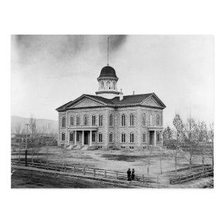 Carte postale de capitol d'état du Nevada