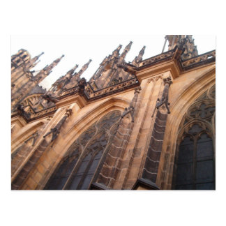 Carte postale de cathédrale de St Vitus