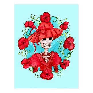 Carte postale de Catrina Carlota