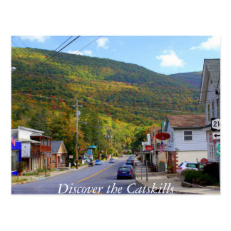 Carte postale de Catskills