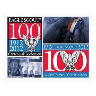 Carte postale de Centennial d'Eagle Scout