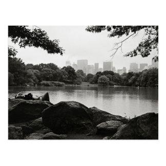 Carte postale de Central Park