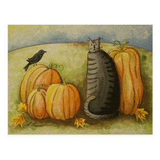 Carte postale de chat de 4874 récoltes