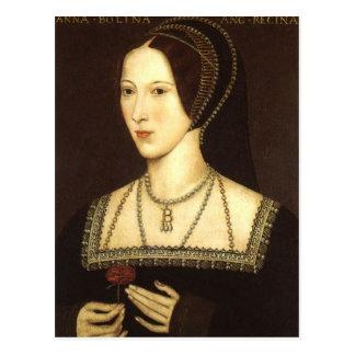 Carte postale de château d'Anne Boleyn Hever