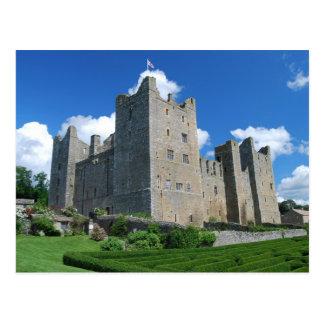 Carte postale de château de Bolton