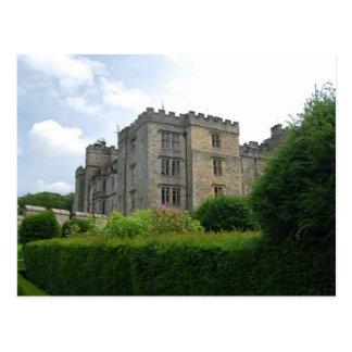 Carte postale de château de Chillingham
