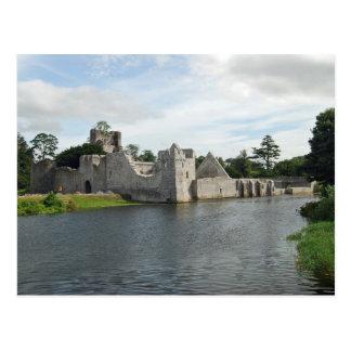Carte postale de château de Desmond