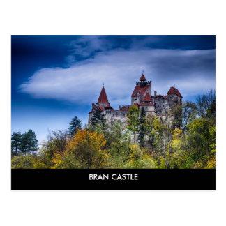Carte postale de château de son