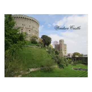Carte postale de château de Windsor