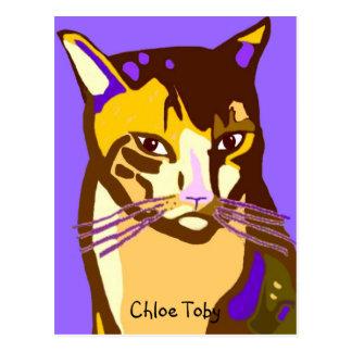 Carte postale de Chloe Toby