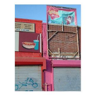 Carte postale de Coney Island