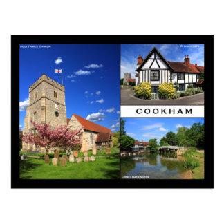 Carte postale de Cookham