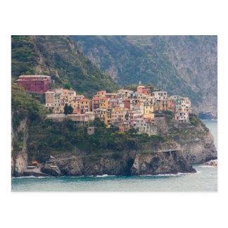 Carte postale de Corniglia, Cinque Terre, Italie