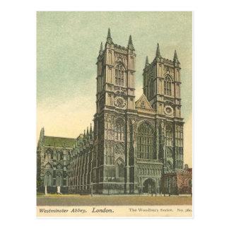 Carte postale de cru d'Abbaye de Westminster