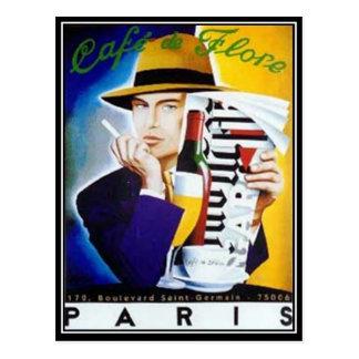 Carte postale de cru de Paris