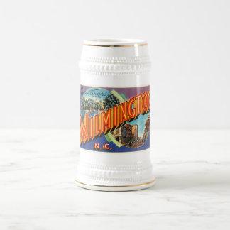Carte postale de cru de Wilmington #2 la Caroline Chope À Bière