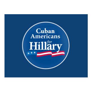 Carte postale de CUBAINS de Clinton