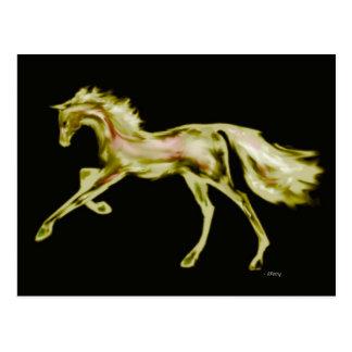 Carte postale de Deco d'or de ~ de Greats de