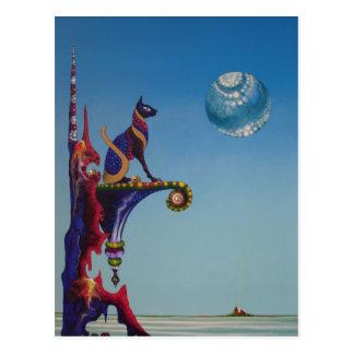Carte postale de DÉESSE (Bastet)