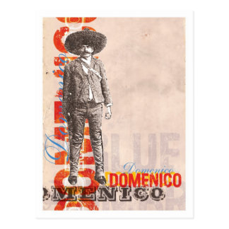 Carte postale de Domenico