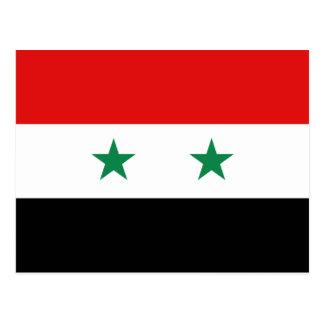 drapeau de la syrie - Photo