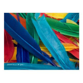 Carte postale de Featherly