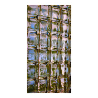 Carte postale de fenêtre de bloc