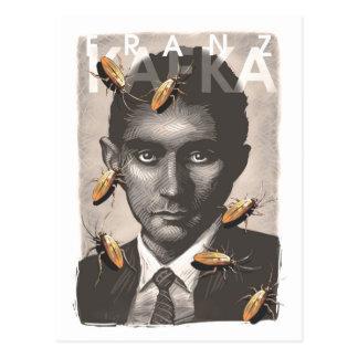 Carte postale de Franz Kafka
