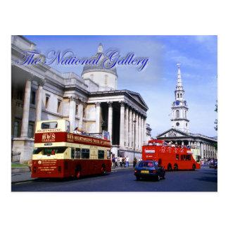 Carte postale de galerie nationale