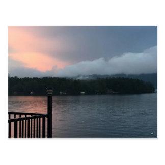 Carte postale de George de lac