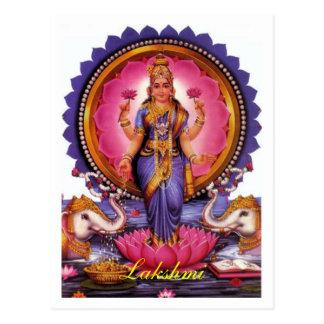 Carte postale de GothicChicz Lakshmi