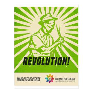 Carte postale de HAfS (révolution)