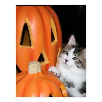 Carte postale de Halloween Jem