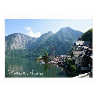 Carte postale de Hallstatt, Autriche