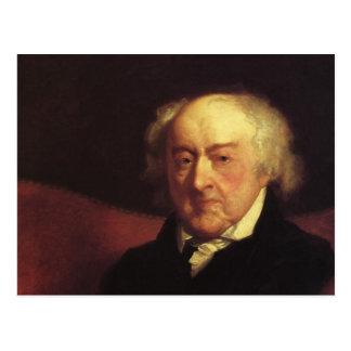 Carte postale de John Adams