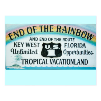Carte postale de Key West