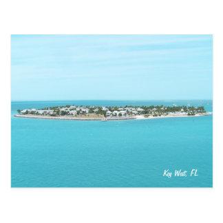 Carte postale de Key West la Floride