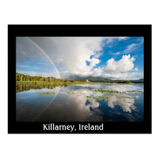 Carte postale de Killarney, Irlande