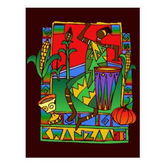 Carte postale de Kwanzaa