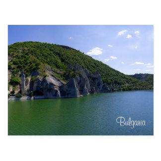 Carte postale de la Bulgarie