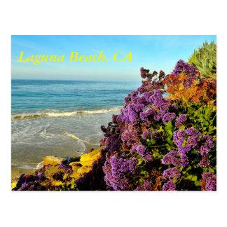 Carte postale de Laguna Beach